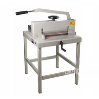 4300 High Precision Hand Operate Manual Paper Cutting Machine Paper Trimmer Cutter With Clear Indicate Line Paper Cutting Device
