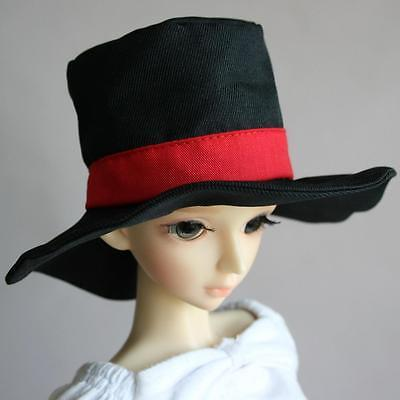 [wamami]22# Black&Red Cap/Hat 1/3 SD DOD DZ LUTS BJD Dollfie