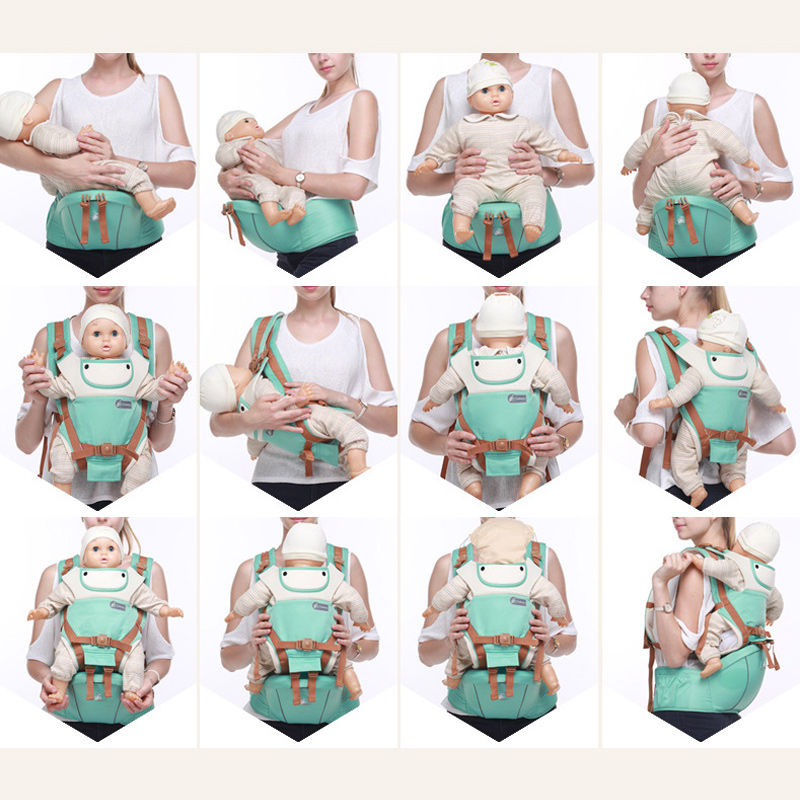 Baby Carrier 10 1 1 Sling - ბავშვთა საქმიანობა და აქსესუარები - ფოტო 2