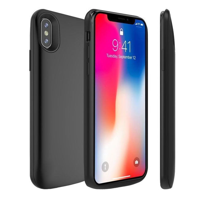 coque iphone x charge