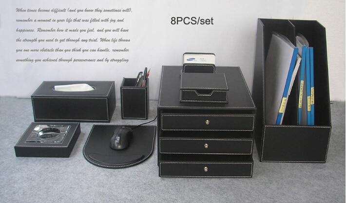 achetez en gros de luxe accessoires de bureau en ligne des grossistes de luxe accessoires de. Black Bedroom Furniture Sets. Home Design Ideas
