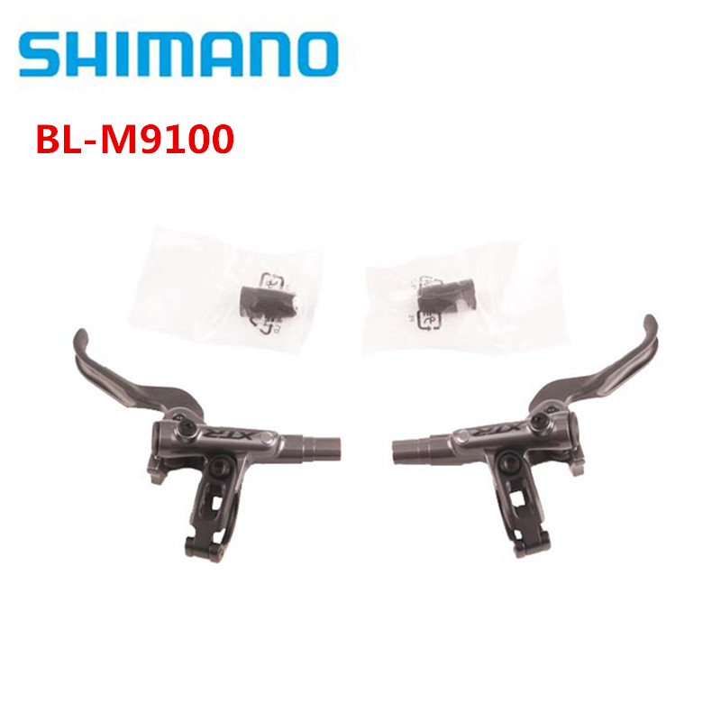 Shimano Mountain Bikes XTR M9100 Lever Hydraulic Disc Brake BL-M9100-L And BL-M9100-R Brake Lever With Original Box