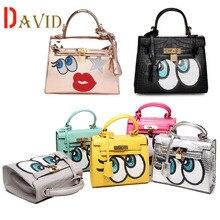 Famous designer brand bags women leather handbags fashion eye bags small shoulder bag women messenger bags dollar price