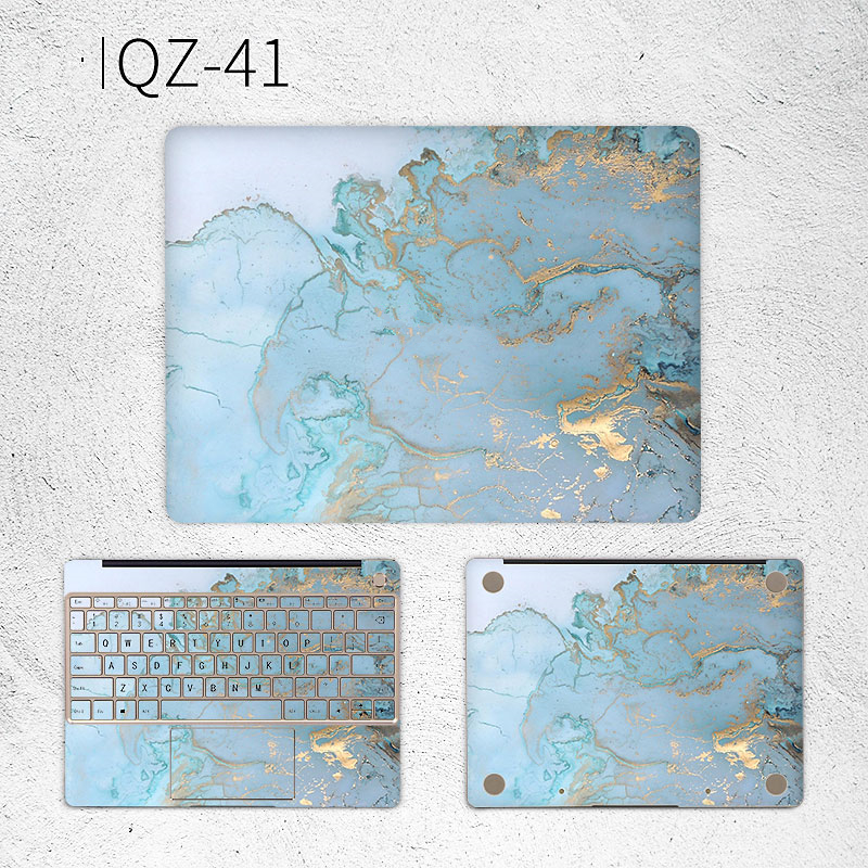 Marble Style Laptop Skin for Huawei Matebook X 13.3 X Pro 13.9 inch Laptop Sticker Cover for MateBook E 12 D 15.6 Notebook Skin картаев павел huawei matebook x pro и galaxy s9