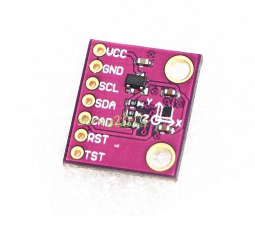 1PCS AK09911C 3 axis electronic compass with high sensitive Hall sensor