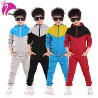 2pcs Sets Baby Boys Clothes Set Long Sleeve Outfit Spring Autumn Kids Boys Tracksuits Tops Long