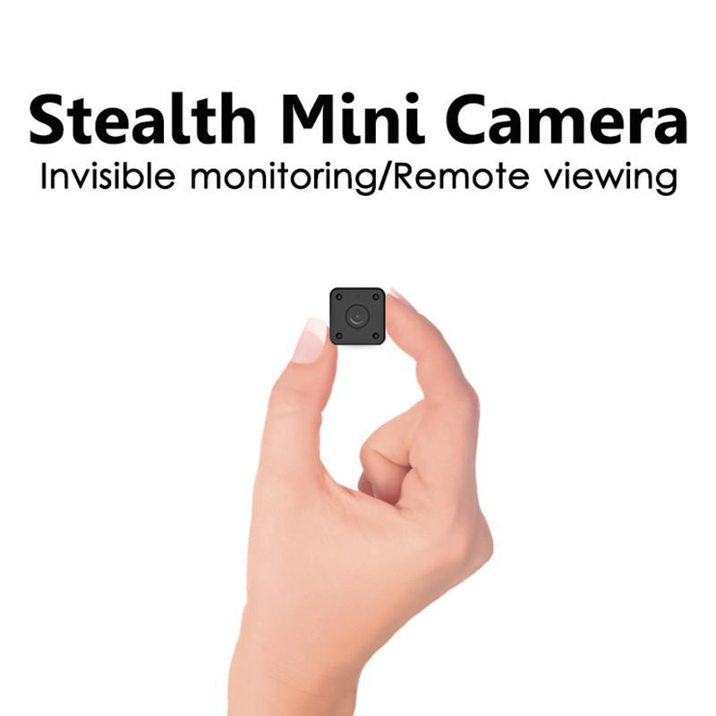 EastVita HDQ9 Mini Wifi Action Camera Night Vision Motion Detect Mini Camcorder Loop Video Recorder Built-in Battery Body Cam