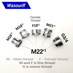 WASOURLF outer adapter M22 mal