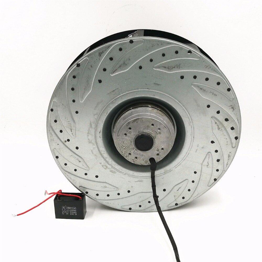 280FLW2 260W Vortex Turbine Centrifugal Fan Pipeline Air Purifier Fan Industrial Blower Turbo Blower цена