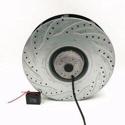 280FLW2 260W Vortex turbina wentylator odśrodkowy rurociąg oczyszczacz powietrza wentylator dmuchawa przemysłowa Turbo