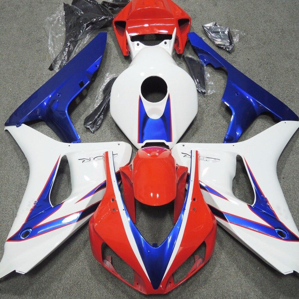 Motorcycle ABS Injection Mold Fairing Kit For Honda CBR1000RR CBR 1000RR CBR 1000 RR 2006 2007