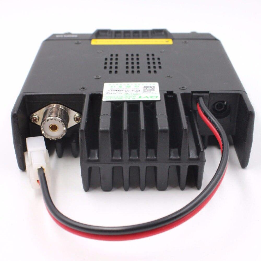 High Power 75W QYT KT-980Plus Dual Band 136-174&400-470MHz 200CH Car Radio 980plus