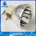 Bulbo de Lâmpada do projetor RLC-092 para PJD5151/PJD5153/PJD5155/PJD5250/PJD5253/PJD5255/PJD6350/PJD5353Ls/PJD6351Ls/PJD5255/PJD6252L