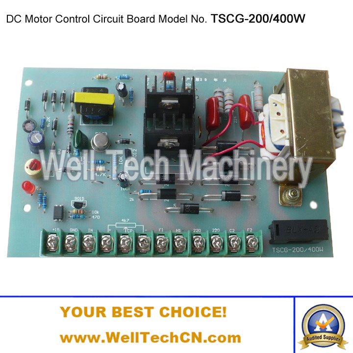 online buy whole circuit control motor from circuit tscg 200 400w dc motor speed controller circuit board used on bag making machine