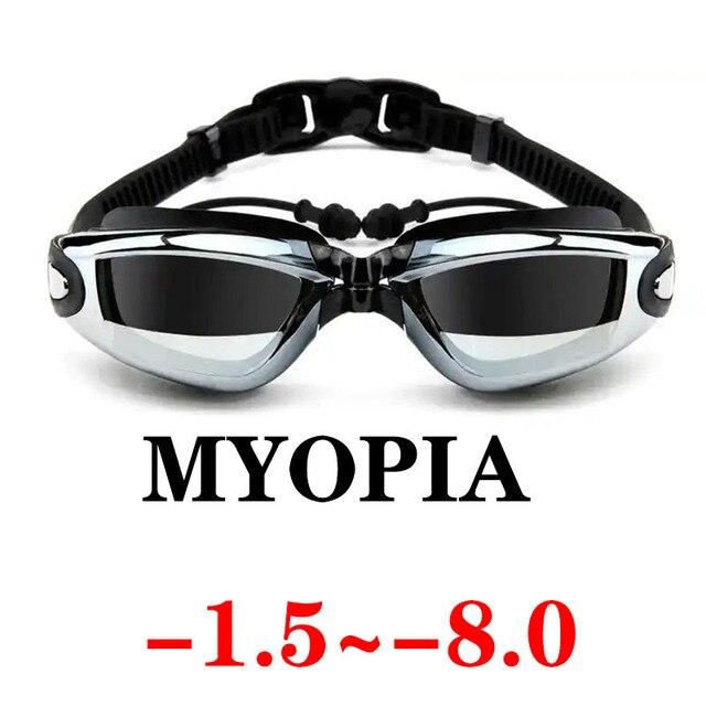 swim goggles with earplugs,    swimhat 2