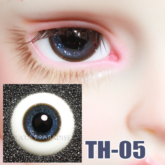 BJD eyes 14mm 16mm 1 Pair of Eyes Eyeballs Doll Accessories Doll Eyeballs TH 05
