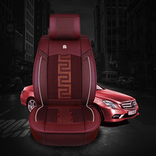 High Quality Universal car seat logo Car Seat Cover Front&Rear complete 5 Seat For audi a1 a3 a4 a5 a6 a8 q3 q5 q7 Four Seasons