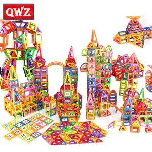 QWZ 400pcs Mini Magnetic Block
