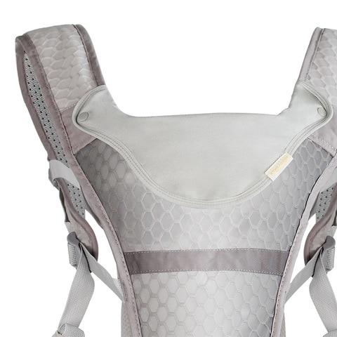 honeylulu verao portador de bebe respiravel moda