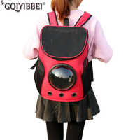 Portable Astronaut Pet Carrier Travel Bag Space Capsule Backpack Breathable For Cat Dog Puppy