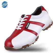Zuoxiangru Spring New Women Golf Shoes Waterproof Anti-skid Double Patent Sneakers Anti-side Women Golf Shoes(China)