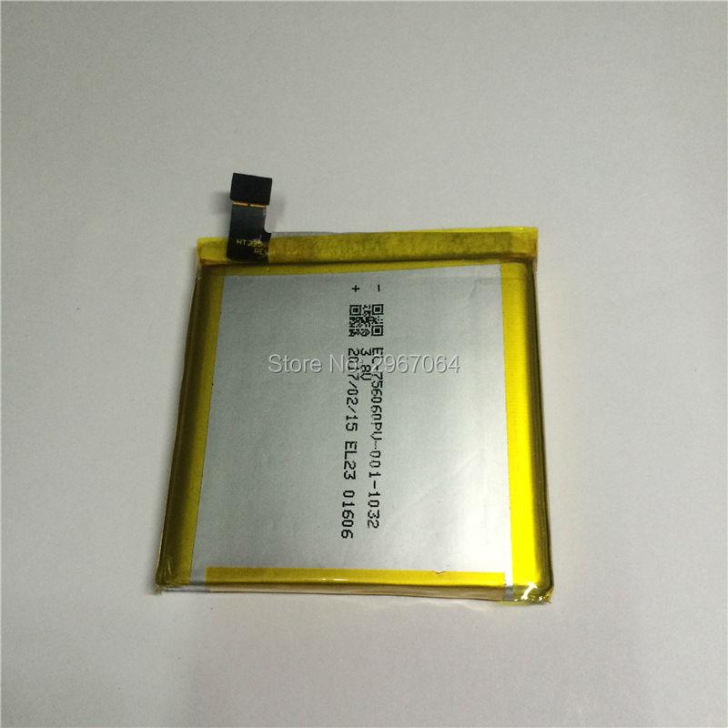 Mobile phone battery Blackview BV6000 BV6000S battery 4200mAh Mobile Accessories Original battery Blackview phone battery