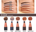 2pcs eyebrow pencil makeup paint for eyebrows enhancer cosmetics brow eye liner maquillage tools brow pencil