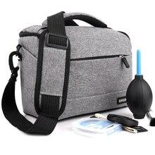 Новый DSLR Камера мешок фотографии Водонепроницаемый сумка Камера чехол для Nikon D5300 D5100 D3400 D3300 D3200 D3100 D750 D80 D90 фото Сумка
