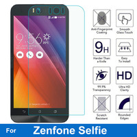 Temperato Protezione Dello Schermo di Vetro 0.26 MM 9 H Vetro di Protezione Pellicola Per Asus ZenFone Selfie ZD551KL Zd551 Dual SIM LTE TW JP US