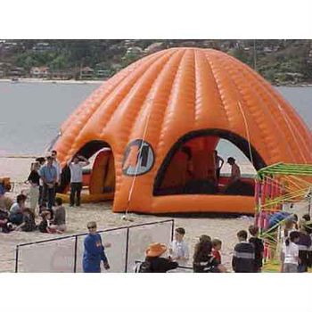 Inflatable Outdoor Party Hut