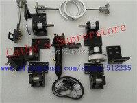 Co2 лазерная машина части механических компонентов лазерная головка
