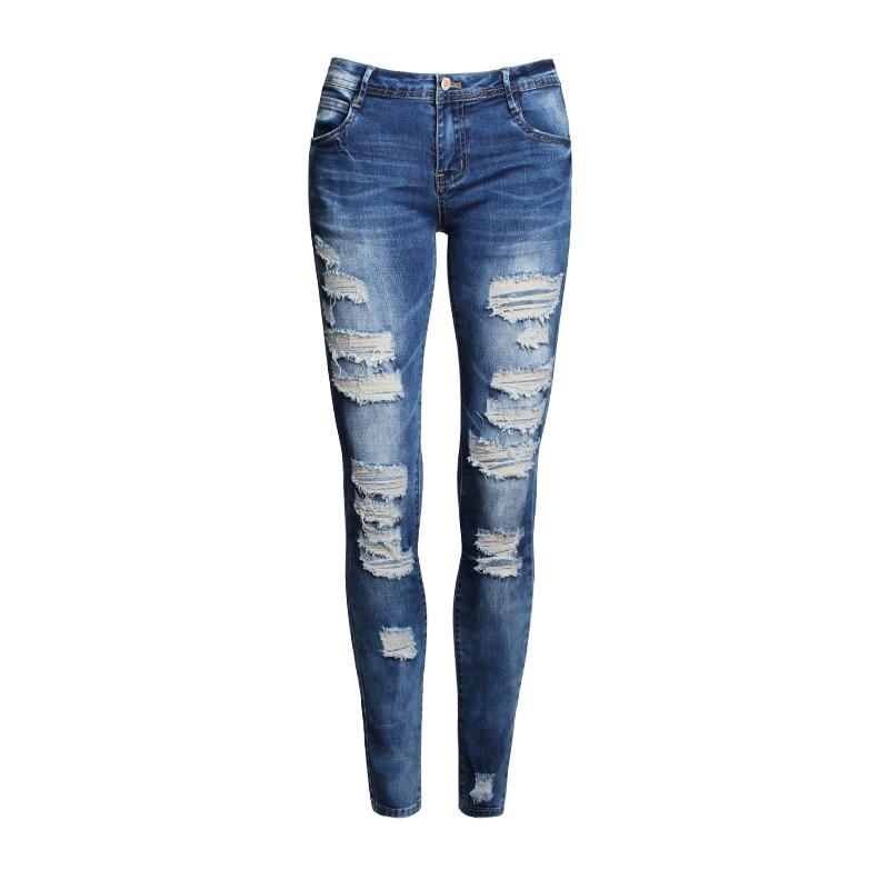 Online Get Cheap Ladies Boyfriend Jeans -Aliexpress.com | Alibaba ...