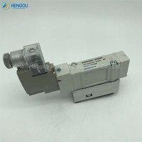 1 Piece Free Shipping Komori Valve K20PS25 200DP 3Z0 8101 100 Komori Printing Machine Pneumatic Valve 220V