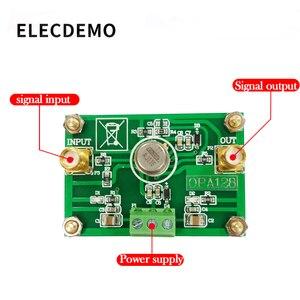 Image 2 - OPA128 Modulo Electrometer livello di carica amplificatore operazionale bassa distorsione basso offset 110dB guadagno ad alta impedenza