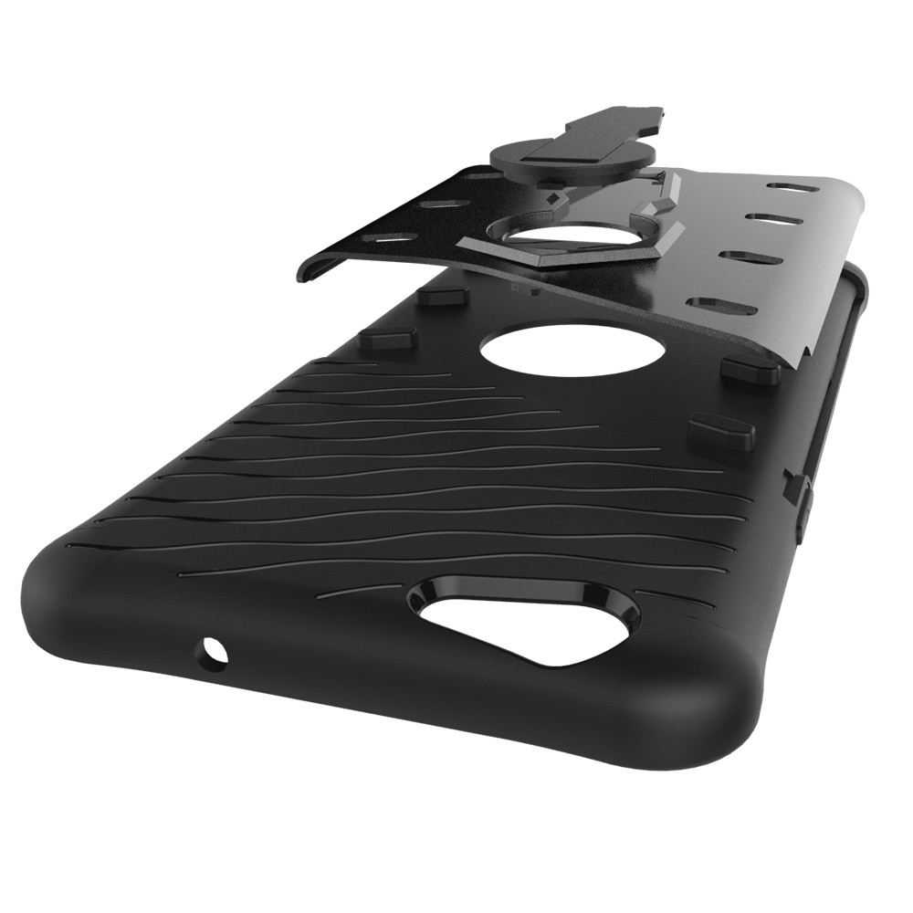 mobile cell phone Sniper Hybrid Robot Armor ShockProof 360 Kickstand Back Soft Case Cover For OPPO F1S A59 in Fitted Cases from Cellphones Telecommunications