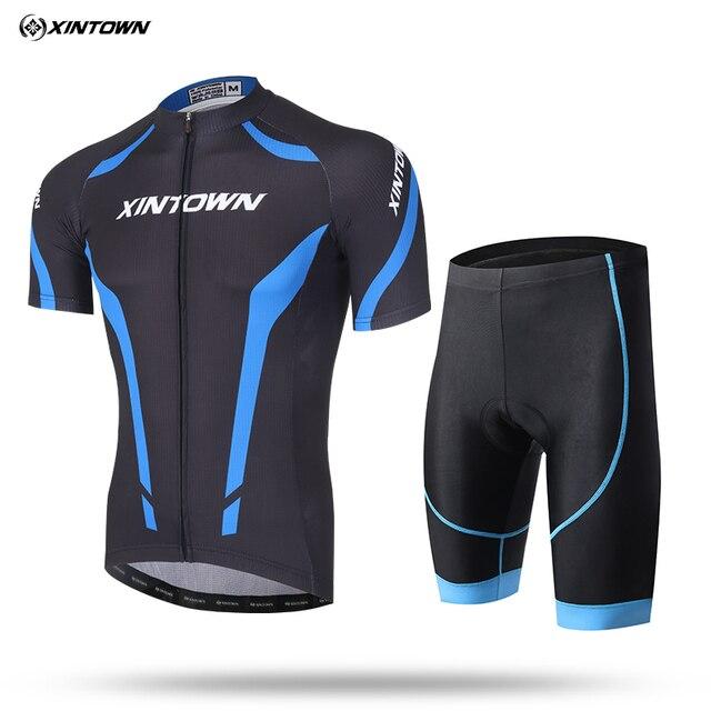 Xintown jersey set funny Cycling Jersey 2016 Bike Racing Clothing MTB cheap  clothes china mallot ciclismo 5874bdef5