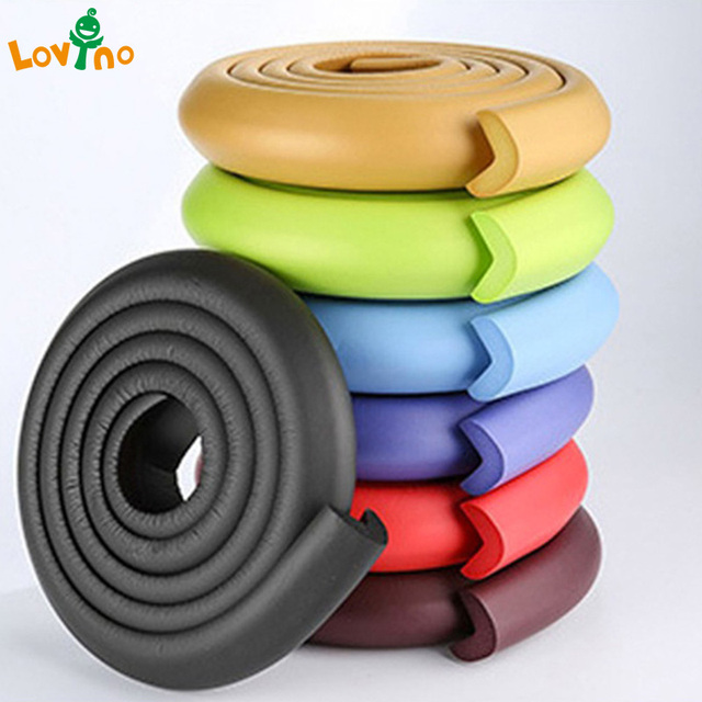 2017 New Arrival Hot Child Protection Corner Protector Baby Safety Guards Edge & Corner Guards Solid Angle Form Safe for kids
