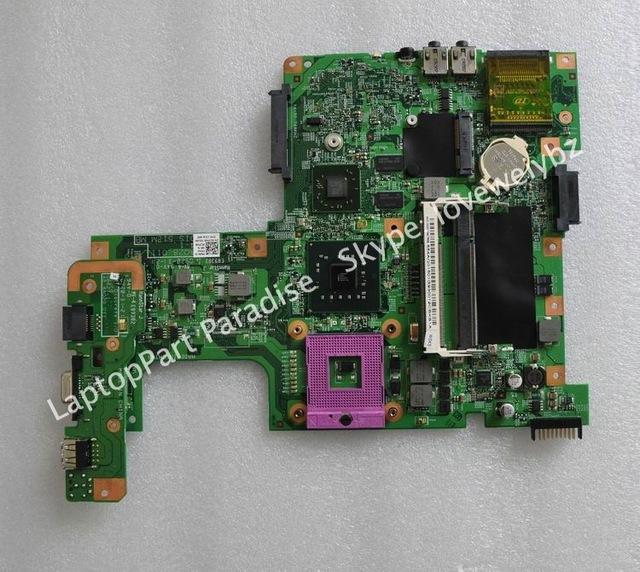 Envío libre para dell inspiron 1545 0g849f madre del ordenador portátil mainboard 48.4aq01.031 con a bordo gpu