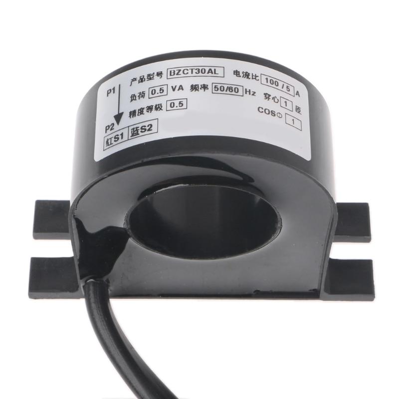 3 шт./компл. мини 50A/5A 100A/5A переменного тока трансформаторы CTs 0,5 класс