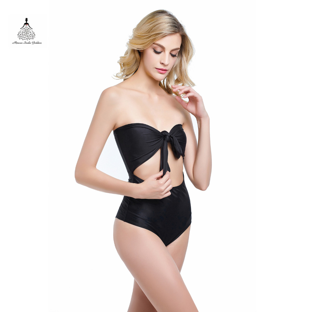 One Piece Swimsuit Swimwear Female Bodysuit Women Bathing Suit