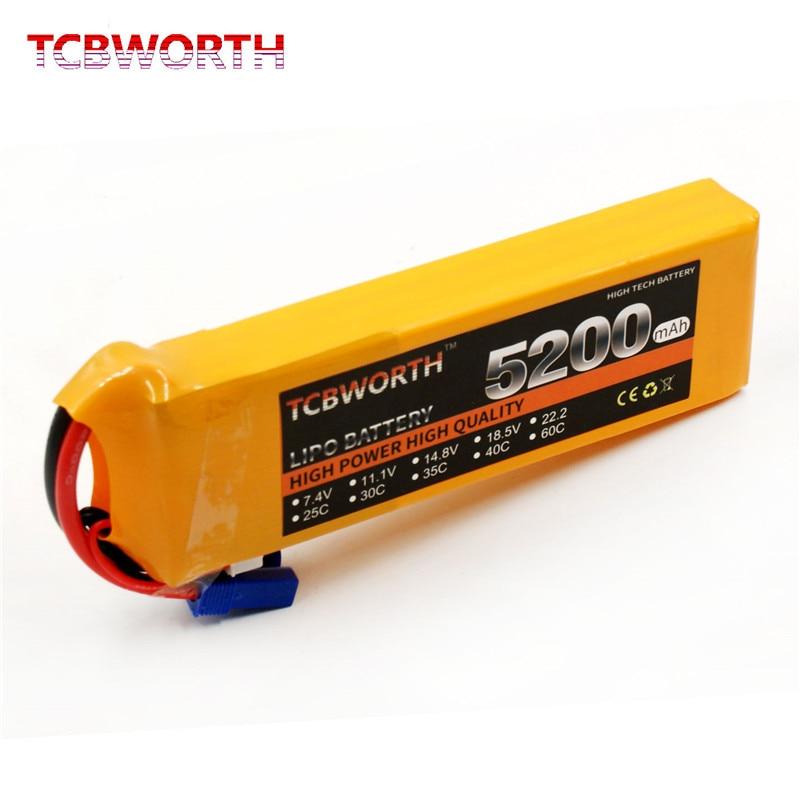 2 s rc lipo bateria 7 4 v 5200 mah 35c explosao 70c 2 s para