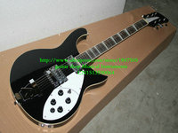 Black Custom Shop 325 330 Electric Guitar New Arrival Wholesale From China Free Shipping