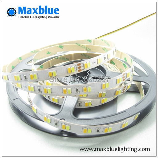DHL EMS free shipping 20m/lot 5m/reel 24V Samsung 5630 smd led CCT color temperature adjustable and dimmable strip 112leds/m dhl ems free shipping new ati radeon 9550 256mb ddr2 agp 4x 8x video card from factory 50pcs lot