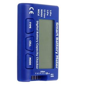 Image 1 - Medidor de batería inteligente 5 en 1, probador de batería LiPo/LiFe/Li ion/NiMH/Nicd, descargador de equilibrio, Servo/ESC/PPM