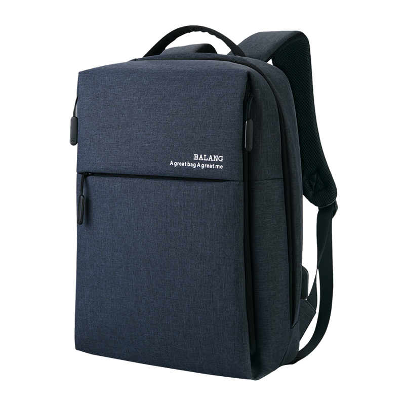 BALANG Brand 2018 High Quality Business Notebook Backpack Fashion Students Backpack for Teenagers Boys Girls Unisex Travel Bags kaka brand new unisex fashion school backpack for teenagers large capacity travel bags girls boys high quality laptop bags