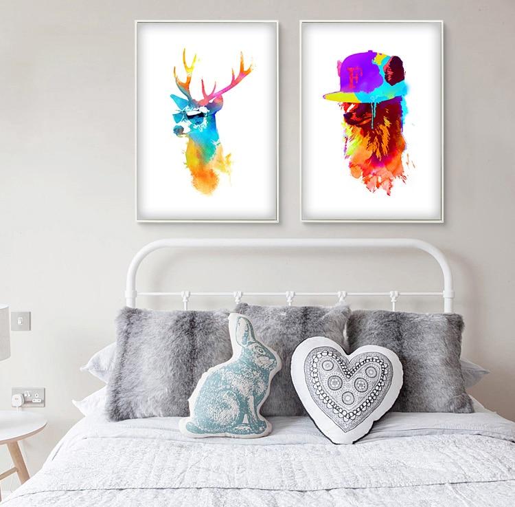 Ψηφιακή Ζωγραφική Ζωγραφικής Diy - Διακόσμηση σπιτιού - Φωτογραφία 3