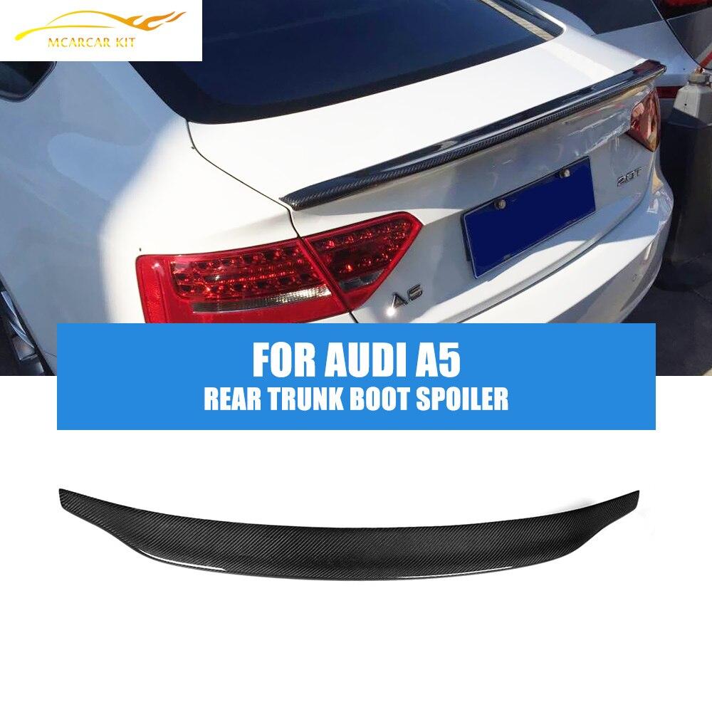 Audi A5 Caractere Boot Spoiler.html   Autos Post
