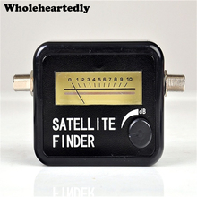 New Arrival Digital Satellite Finder Meter FTA LNB DirecTV Signal Satellite TV Receiver for SatLink Sat Dish Wholesale