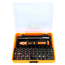 53 in 1 Precision Screwdriver Tool Kit Various Bits With Adjustable Sleeves Hand Tools For PC/Camera/Mobile Phone Repair Tools newest mini cordless electric power screwdriver for phone xbox rc toys camera precise repair tool bits for ipad mobile camera