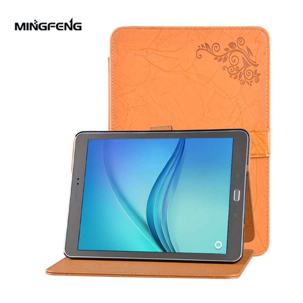 For Samsung Galaxy Tab S3 9.7 Case Print PU Leather Cover Case for Samsung Tab S3 9.7 T820 T825 9.7inch Tablet Case+Stylus Pen new luxury pu leather case for samsung galaxy tab s3 9 7 t820 t825 flip stand cover tablet case for samsung galaxy tab s3 t820